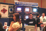 Commodore 1 Creator stops by the XGameStation Booth